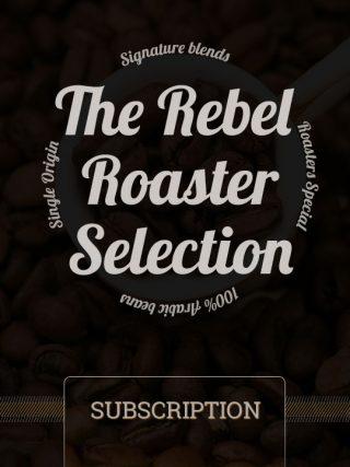 Rebel Roasters Selection