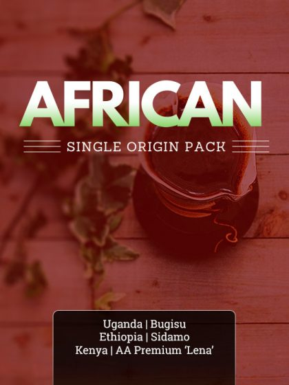 African Single Origin Pack